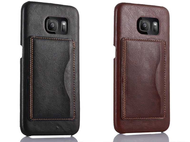 Image of   Gisa Cover til Samsung Galaxy S7 edge