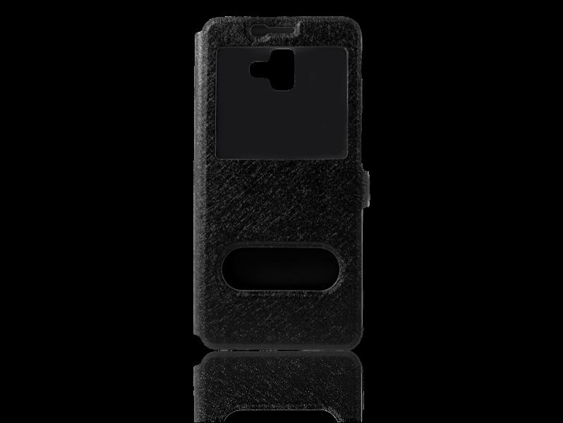 Durango Flip Cover til Samsung Galaxy J6+-Sort