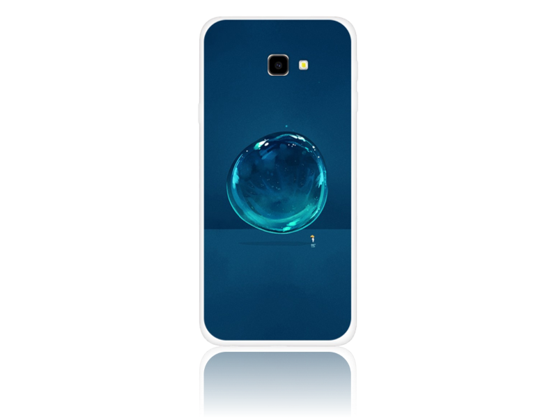 Image of   Agua TPU Cover til Samsung Galaxy J4+