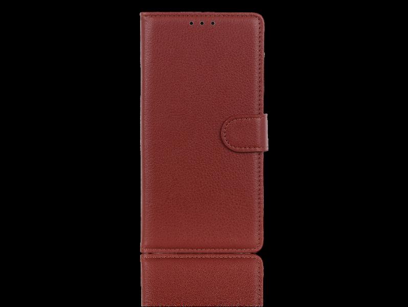 Graviera Flip Cover til Samsung Galaxy A70-Brun