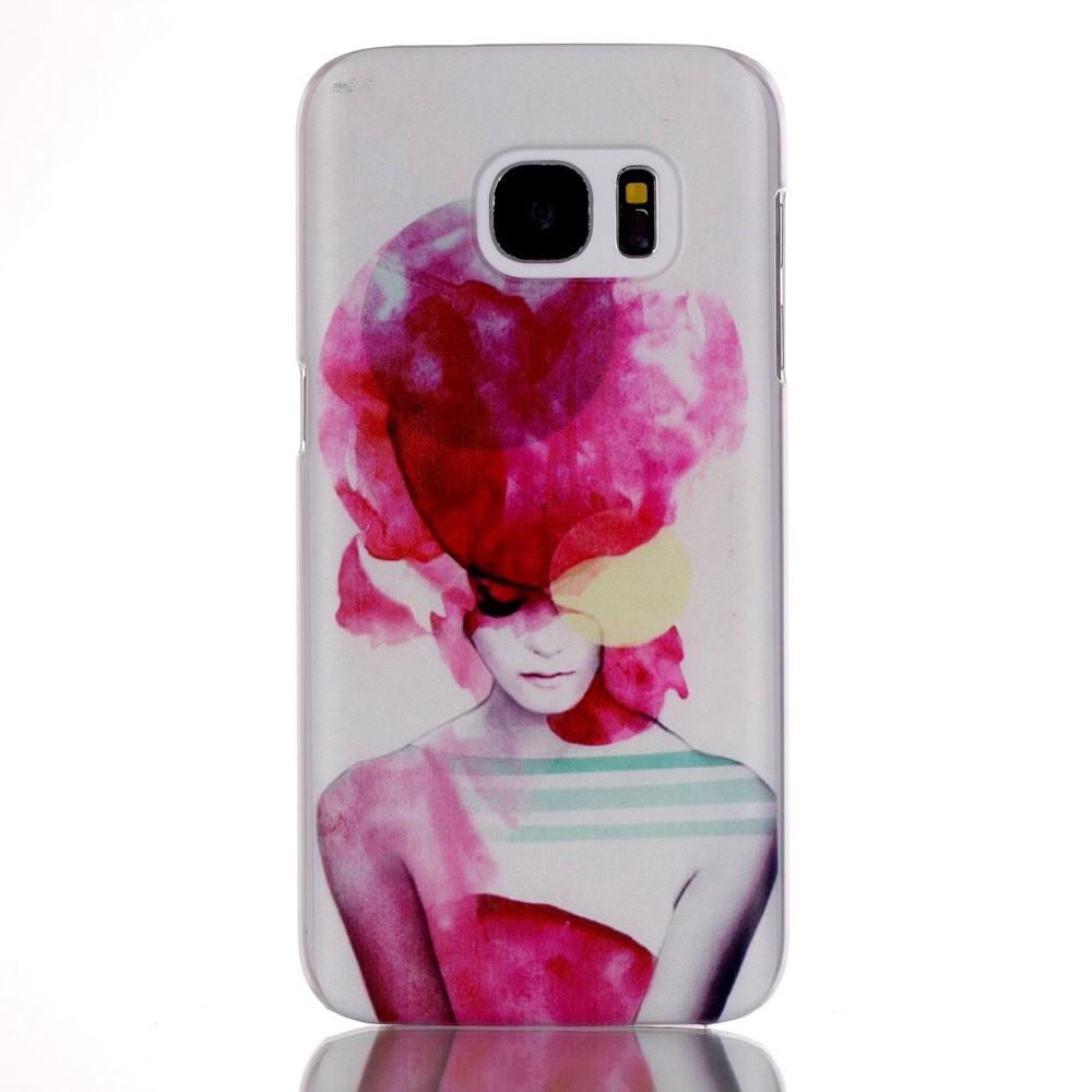 Image of   Judie Cover Til Samsung Galaxy S7 Med Motiv