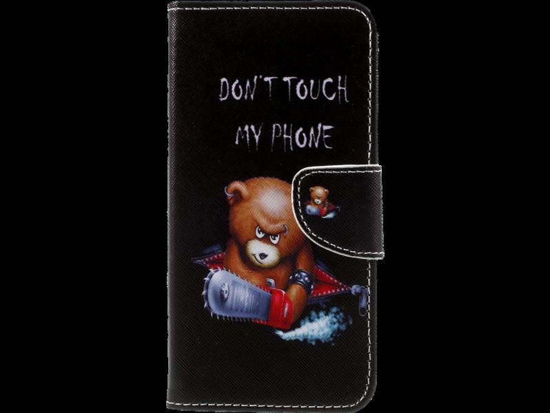 Image of   Angry Bear flipcover i PU læder til Huawei Mate 10 Pro