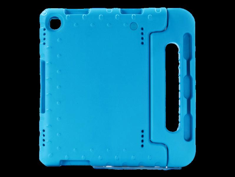 Børne Cover m. Kickstand til Huawei MediaPad M5 Lite 10-Blå