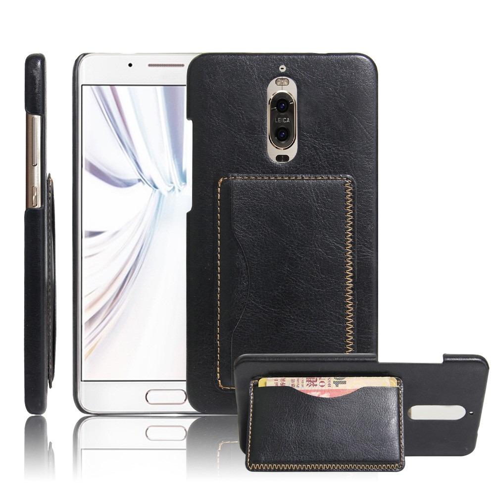 Image of   Epione lædercover til Huawei Mate 9 Pro-Sort