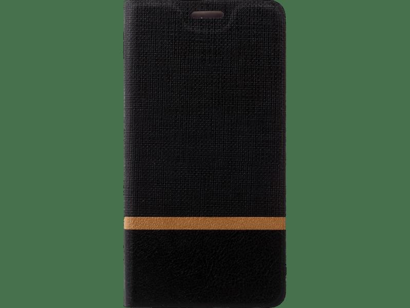 Image of   Bedara flipcover i læder til Huawei P10 Lite Sort