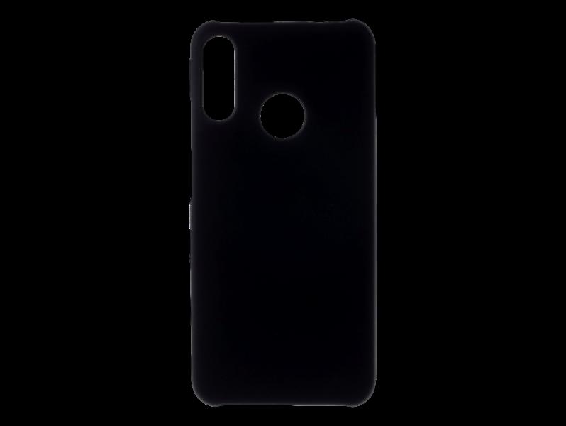 Soft Touch Cover til Motorola Moto E6 Plus / Moto E6s-Sort
