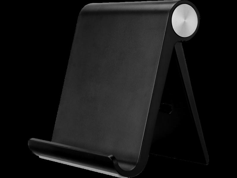 Image of   Universel stand/holder til smartphone / tablet-Sort