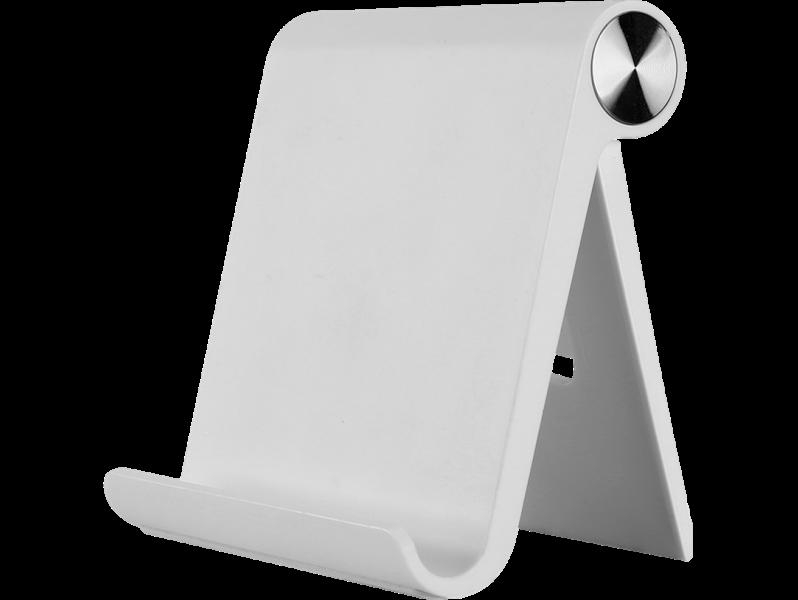 Image of   Universel stand/holder til smartphone / tablet-Hvid