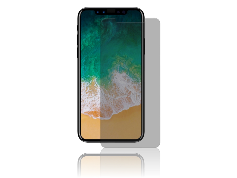 Image of   Privacy Glas til iPhone X / XS / 11 Pro