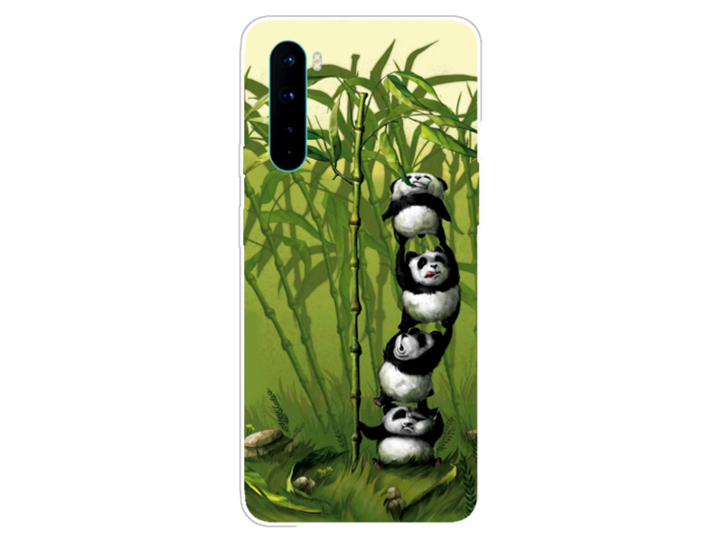 Achara TPU Cover til OnePlus Nord