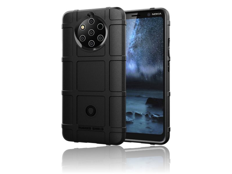 Anti Shock TPU Cover til Nokia 9 PureView