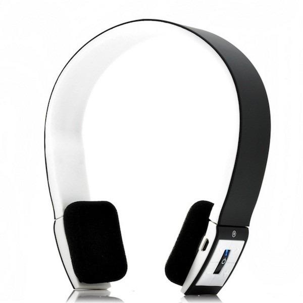 Trådløst Bluetooth Headset i sort