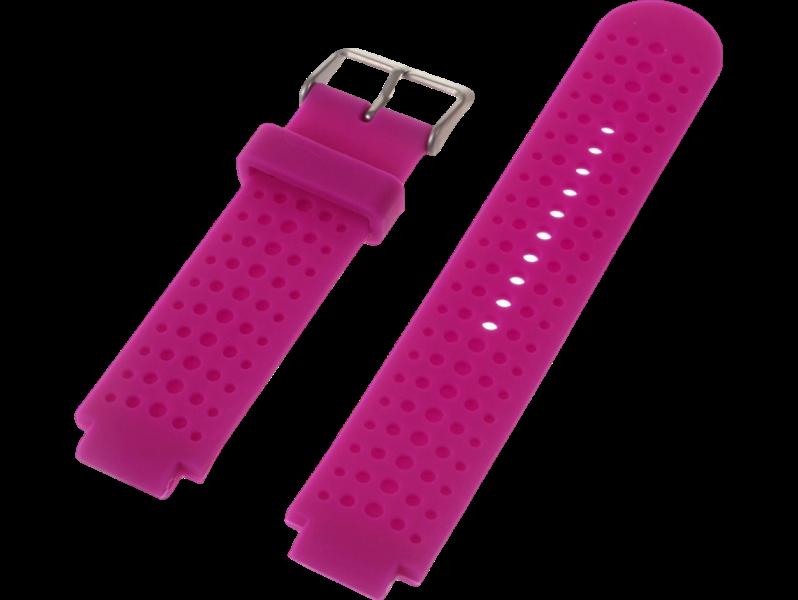 Silicone rem til Garmin Forerunner 220//230/235/620/630/735-Pink