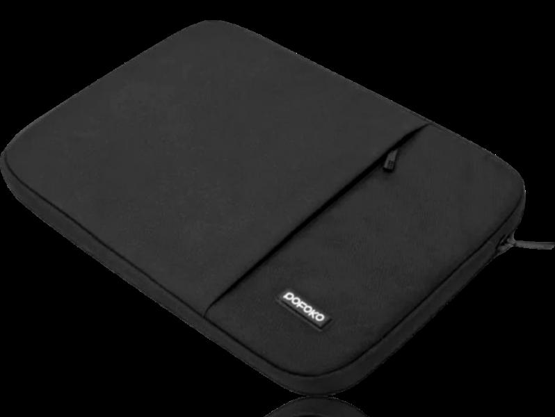 """Billede af Upington sleeve til Macbook Air / Pro / Retina og bærbar computer 13""""sort"""
