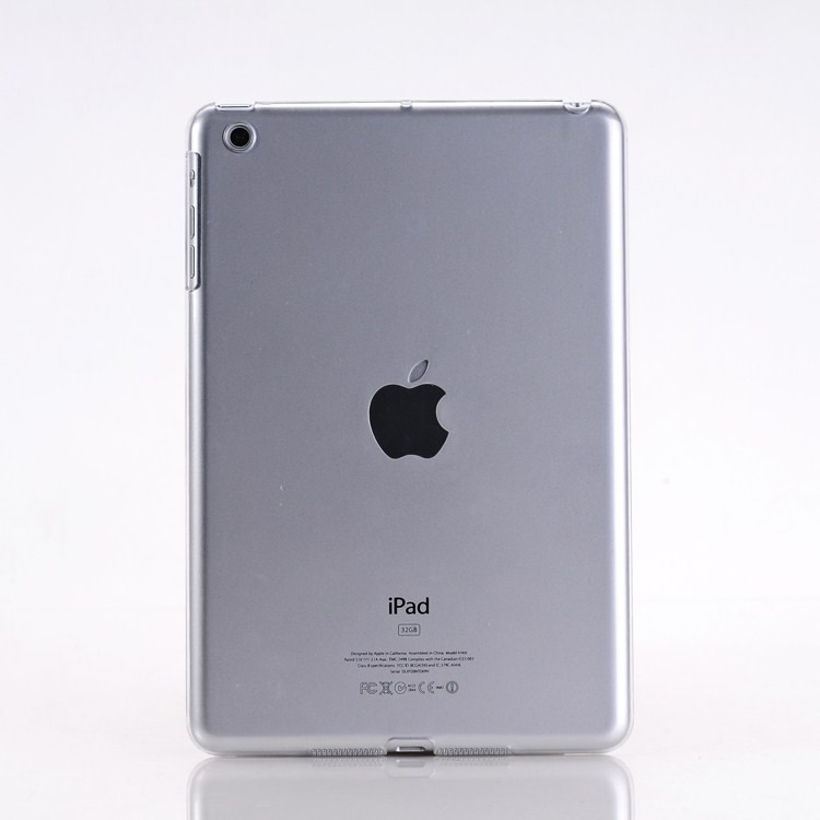 Image of   Crystal Cover til iPad mini-Gennemsigtig