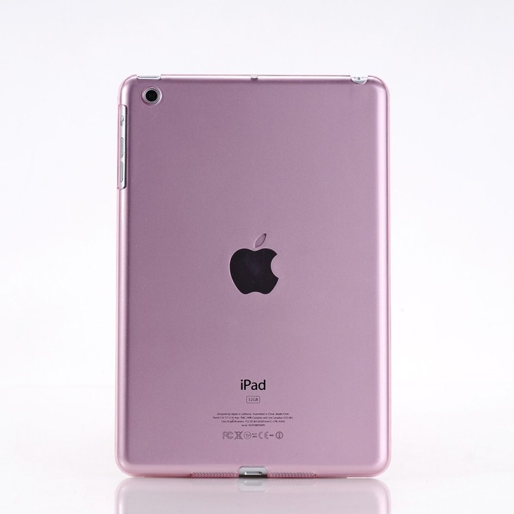 Crystal Cover til iPad mini-Pink