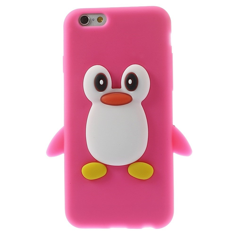 Image of   Pingi silicone cover til iPhone 6 / 6s