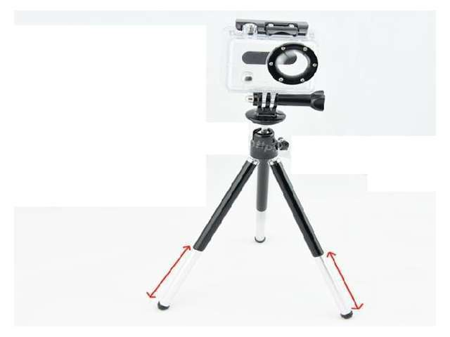 Image of   Mini Tripod Stand
