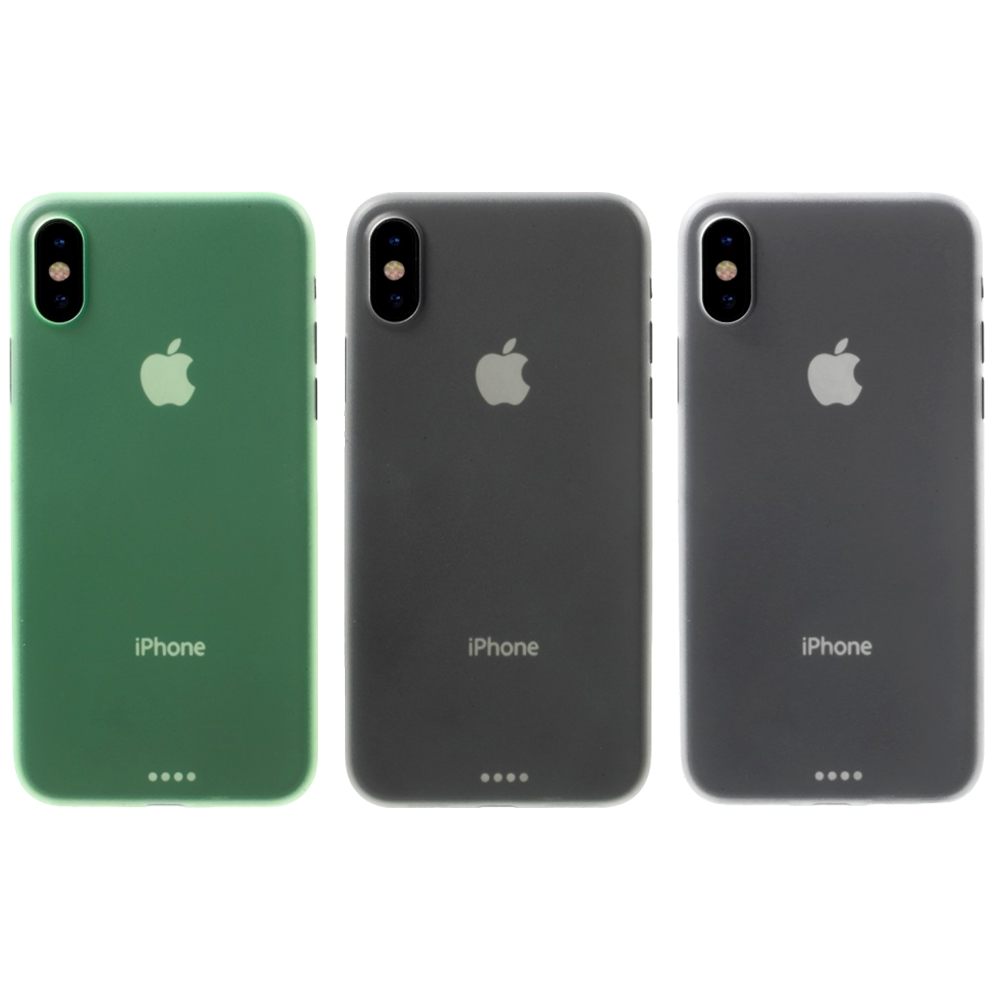 Image of   Nesto plastic cover til iPhone X