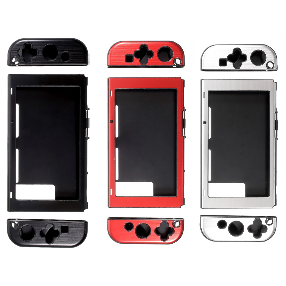 Image of   Aluminium Case til Nintendo Switch