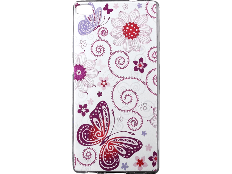 Image of   Floro cover til Huawei P8