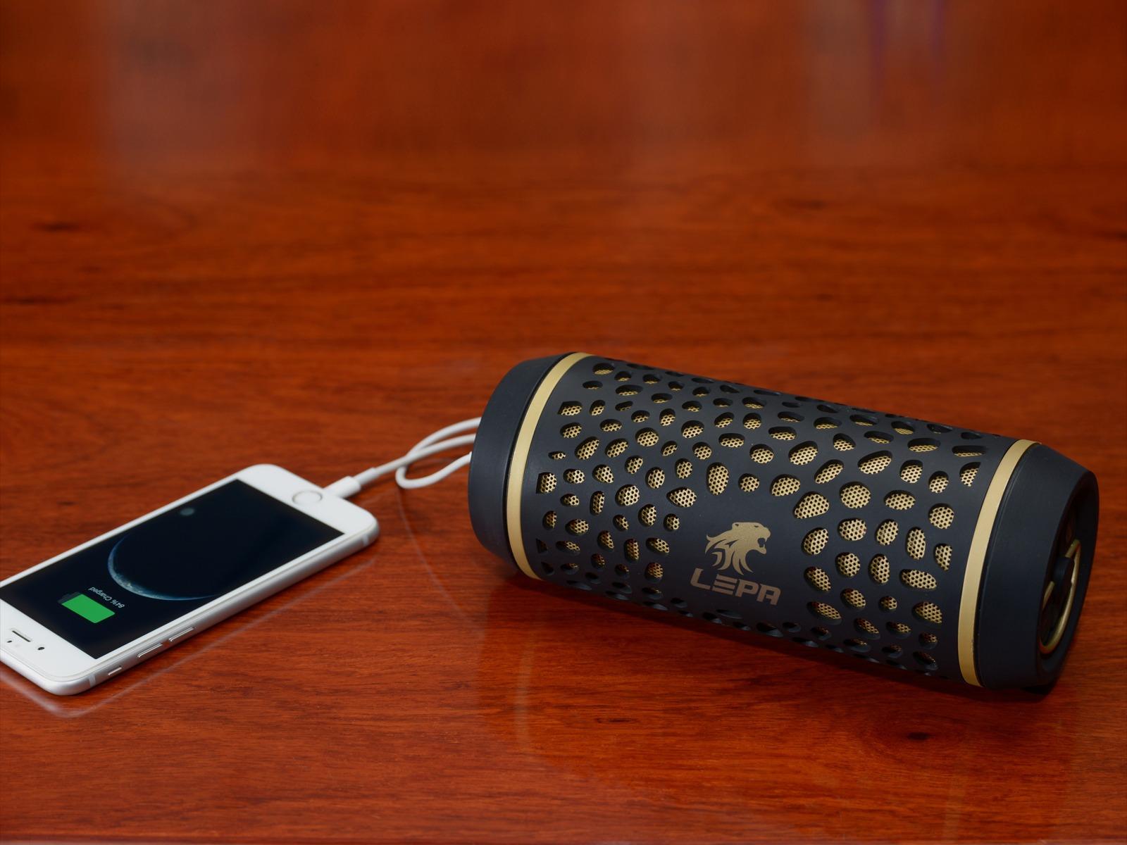 LEPA - Bluetooth udendørs Højtaler