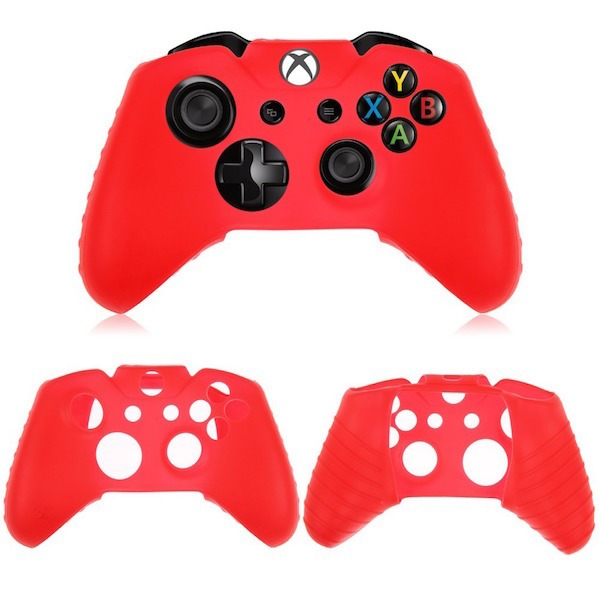 Image of   Silikone Sleeve til Xbox ONE Controller i Rød
