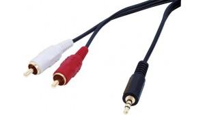 Billede af Minijack til Phono kabel