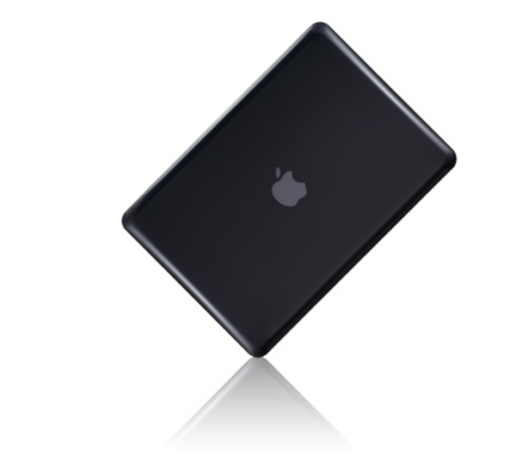 Image of   Klart Sort cover til Macbook Pro Retina 15