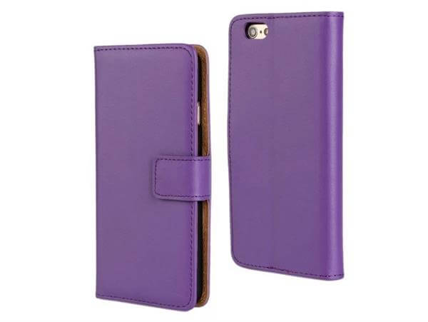 Image of   iPhone 6 / 6s Flip Cover / Pung-Lilla