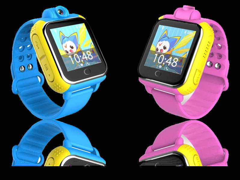 3G Smartwatch m/ GPS til Børn