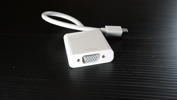 Billede af Mini Displayport (Thunderbolt) til VGA Adapter