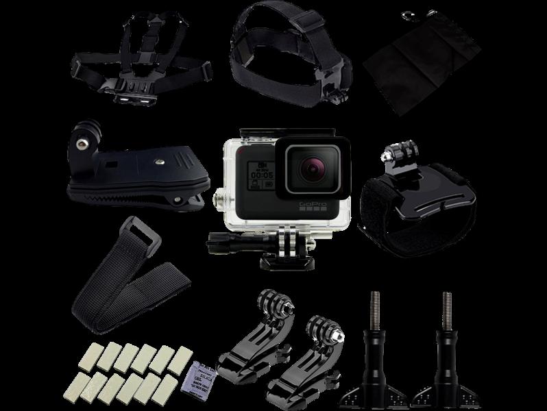 Image of 26-i-1 GoPro HERO 7 / 6 / 5 tilbehørspakke