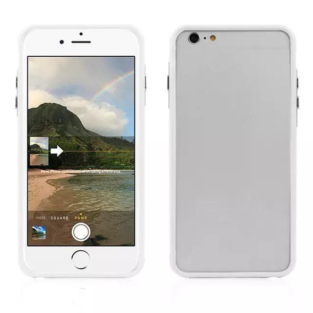 TPU Bumper til iPhone 6 -Hvid