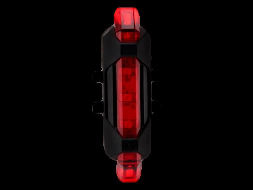 Image of   Lys til Xiaomi Mi M365 / Pro & Ninebot ES1 / ES2 / ES4 / G30 / G30D-Rød