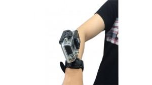 Image of   Armbånds mount / Wrist Strap m. 360° rotation til Gopro