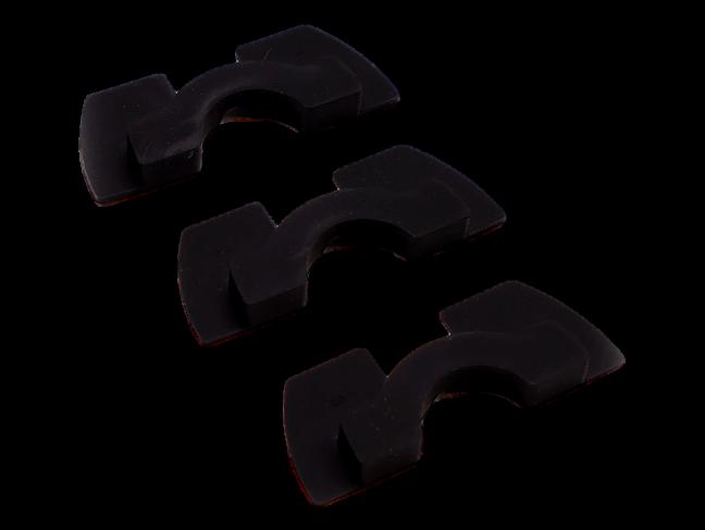 Image of   3x Støddæmper til Styr til Xiaomi Mi M365 / Pro