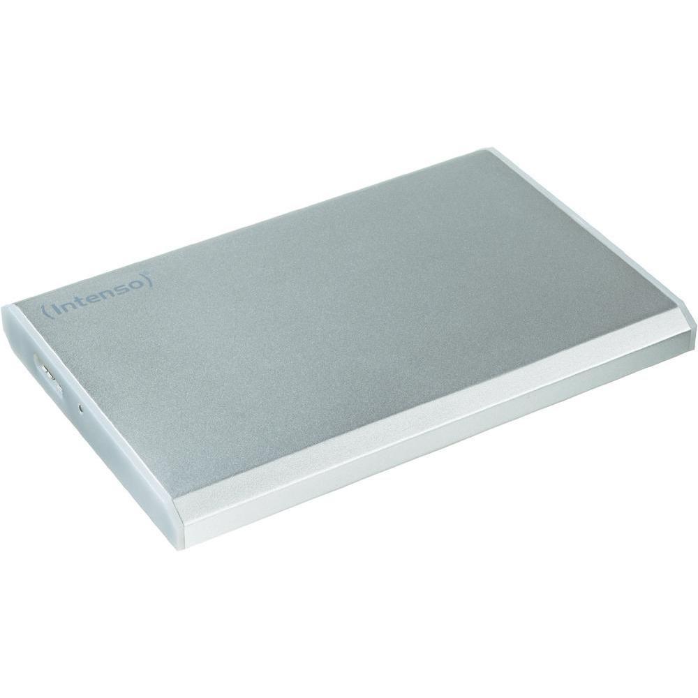 Intenso Memory Home ekstern harddisk 1TB-Sølv