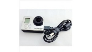 Image of   Oplader kabel til GoPro