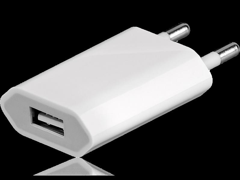 Image of   USB oplader til stikkontakt