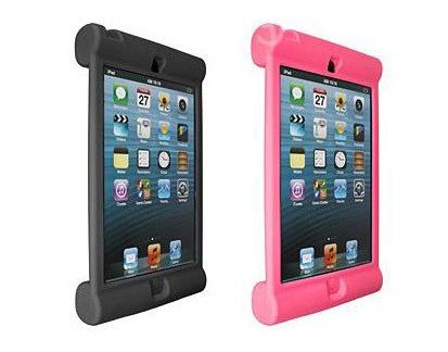 Image of   Børnecover til iPad mini 1/2/3-Lyserød-Pink
