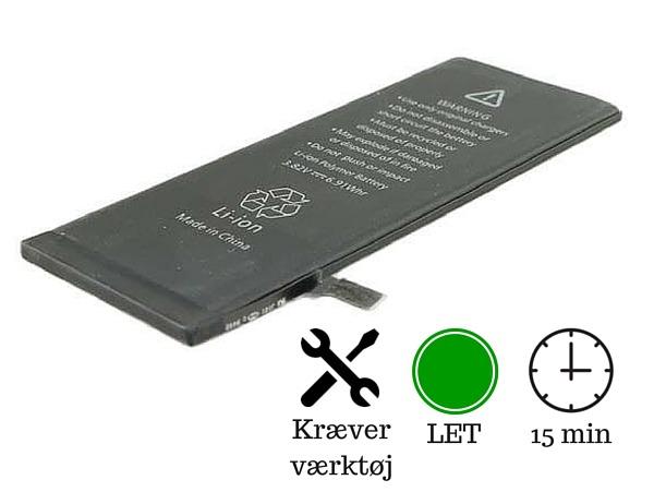Image of   Batteri til iPhone 6