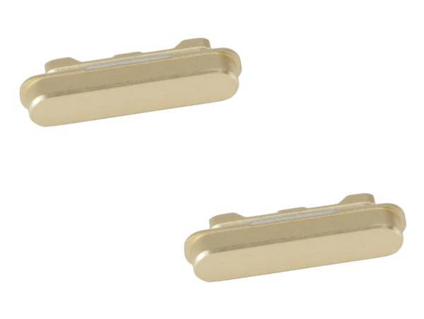 Volume knapper til iPhone 6-Guld