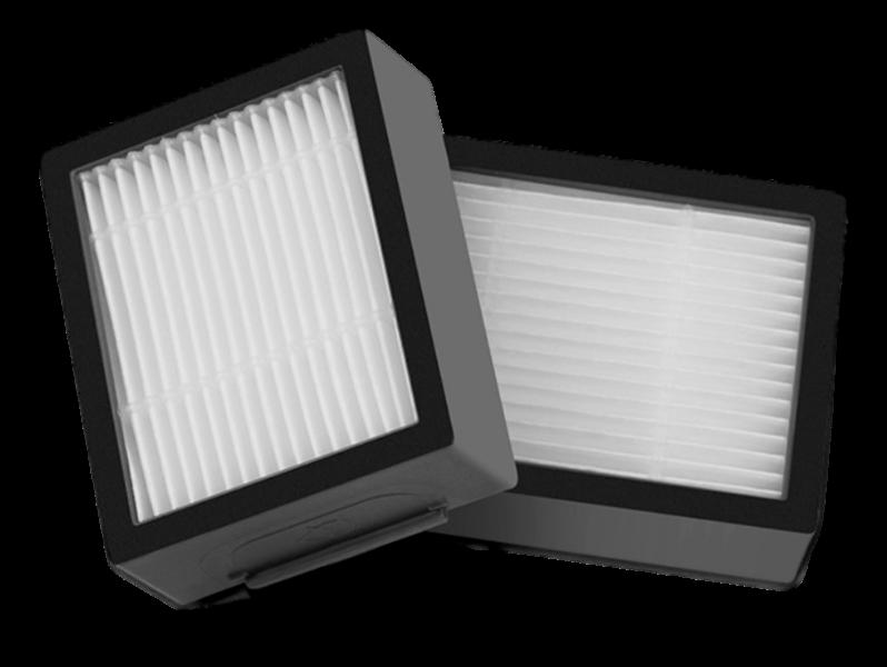 Image of 2-Pak HEPA filter iRobot Roomba i7 / E5 / E6