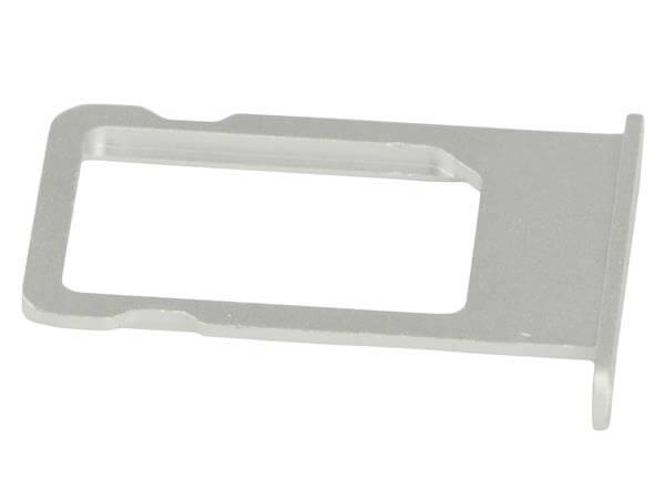 Simkortskuffe til iPhone 5-Sølv