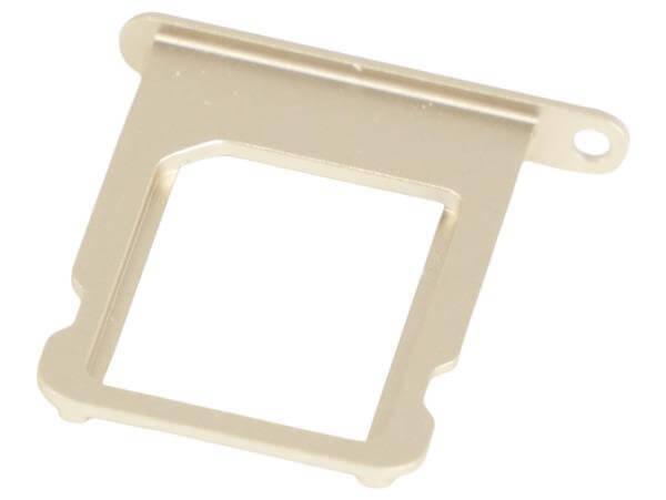 Image of   Simkortskuffe til iPhone 5s-Guld
