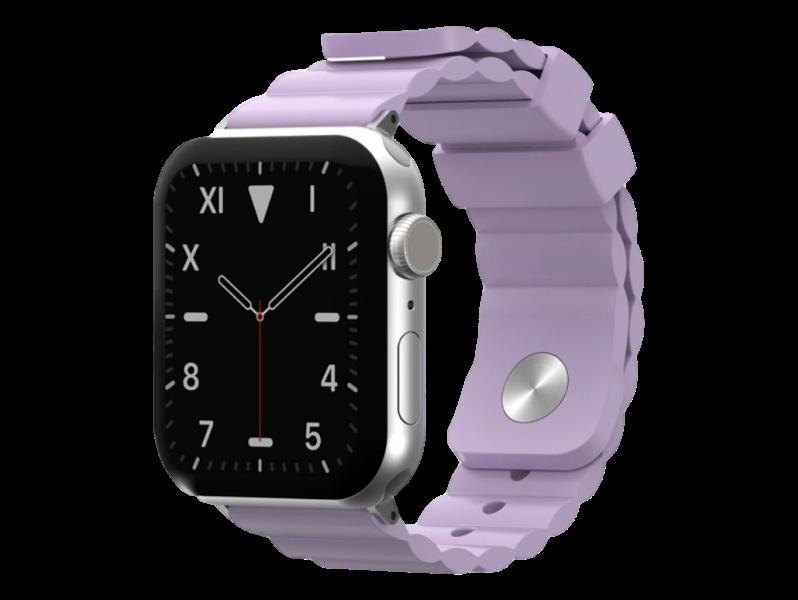 Takane Silikone rem til Apple Watch 4 - 40mm