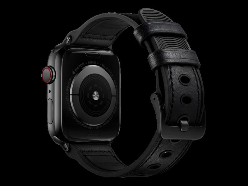 Nanxing Læder rem til Apple Watch 3 - 42mm