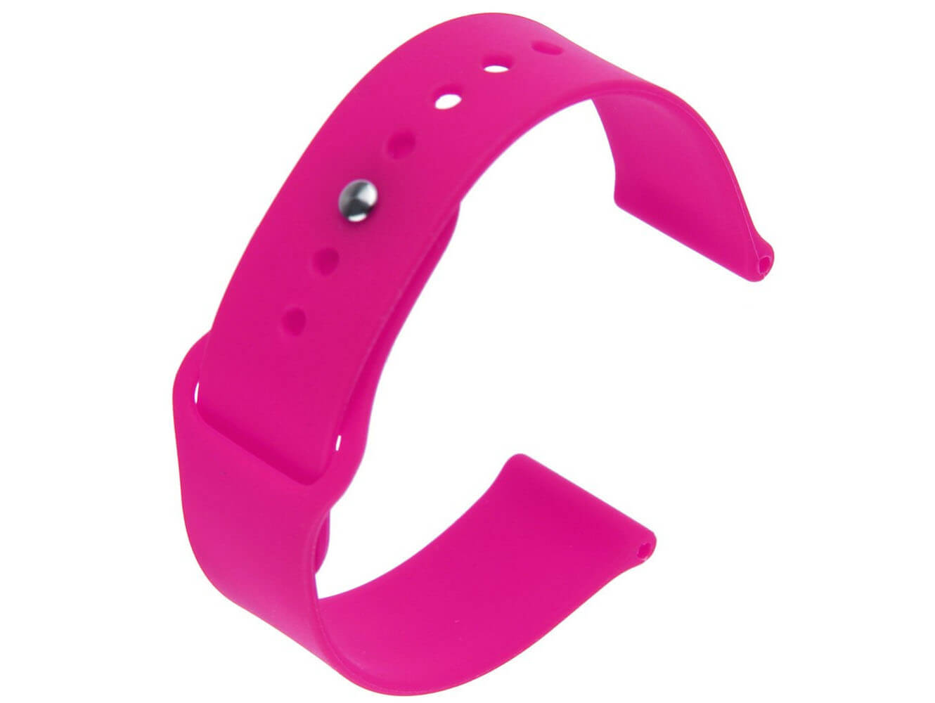 Image of   Apple Watch rem til løb, sport og fitness-Pink-42 mm