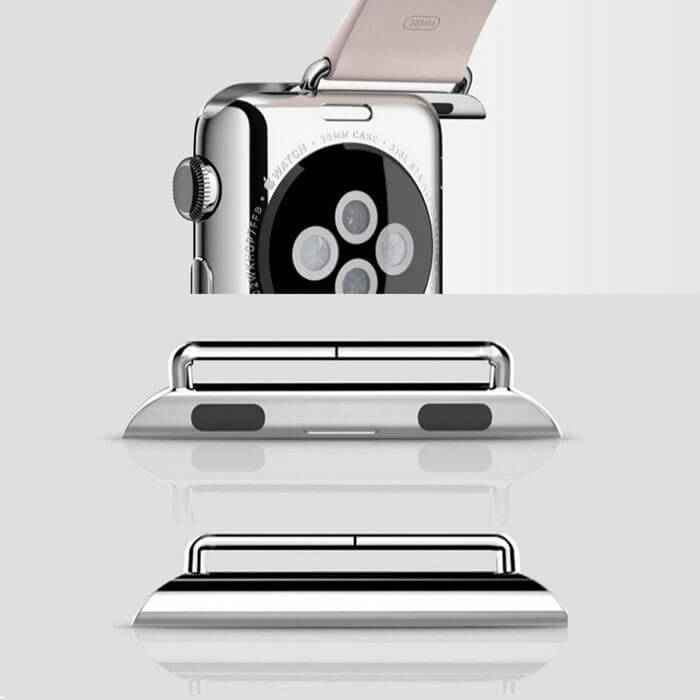 Billede af Spænde / adapter til Apple Watch rem